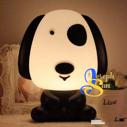 Doggie Table Lamp