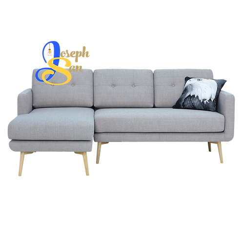 STREAM 3 Seater Sofa With Right Chaise Timberwolf