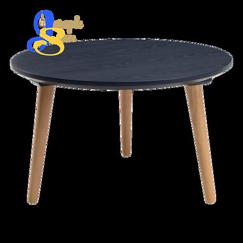 CARSYN Round Coffee Table Marine Blue