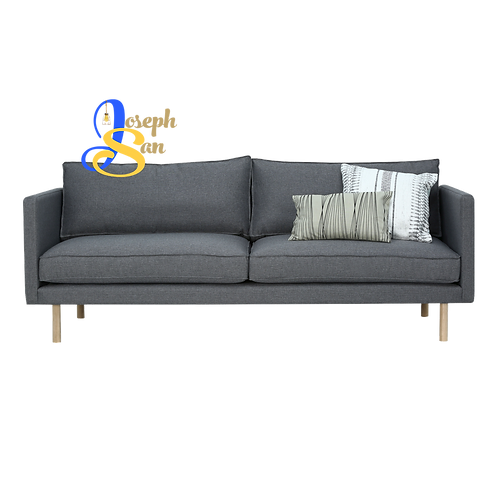 REXTON Sofa Battleship Grey