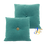 Thumbnail: DISTINTIVO 450x450 Square Small Cushion Parsley