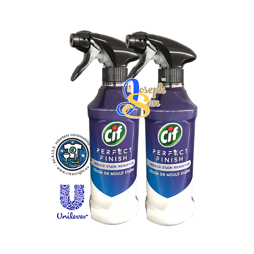 Cif Perfect Finish Anti-Mould Spray [2 Bottles]