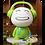 Thumbnail: Smiley Green Table Lamp