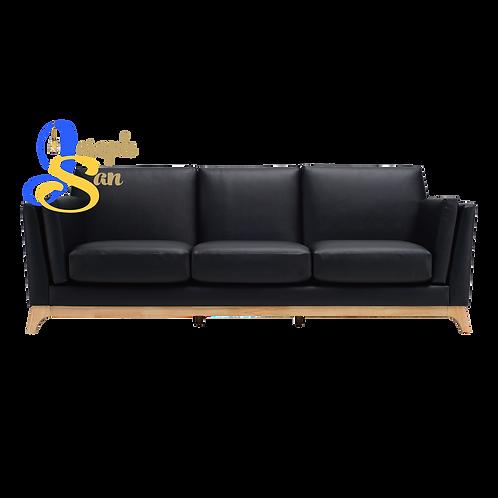 CENI 3 Seater Sofa Expresso