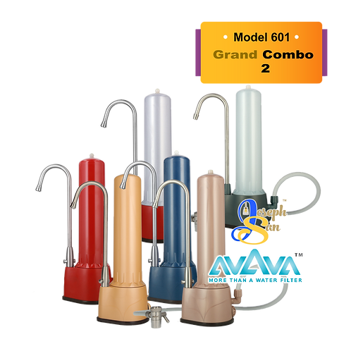 PMODEL 601 - Integrated Water Disruptor Purification System (Grand Combo 2)