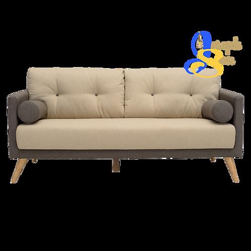 LANCER 2 Seater Sofa Sand