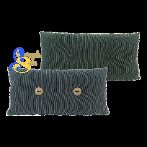 DISTINTIVO 300x600 Rectangular Small Cushion Liquorice