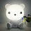 Thumbnail: Polar Bear Table Lamp