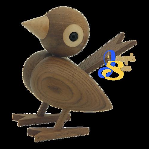 Finch - Teak