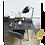 Thumbnail: GERBIL Matt Black Table Lamp