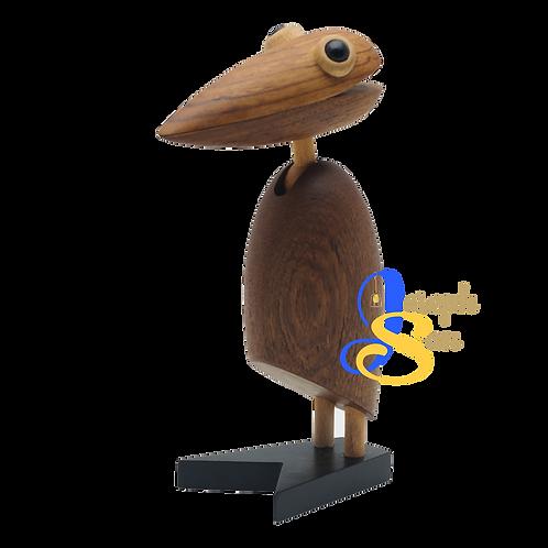 Bird - Teak