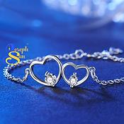 Janice - Double Heart Bracelet Concept2.