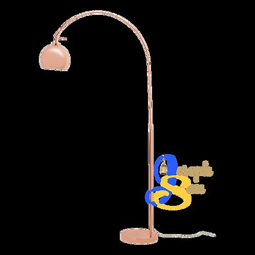 SLUG Copper Floor Lamp