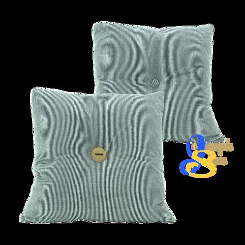 DISTINTIVO 450x450 Square Small Cushion Carol