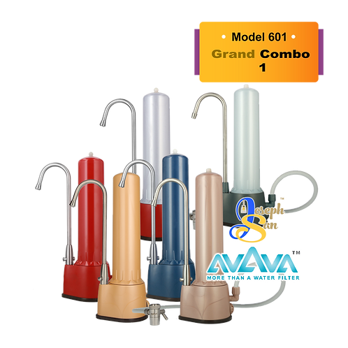 PMODEL 601 - Integrated Water Disruptor Purification System (Grand Combo 1)