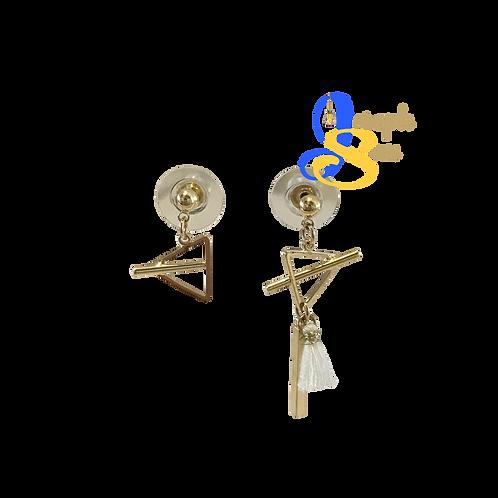 Creative Triangle Earrings