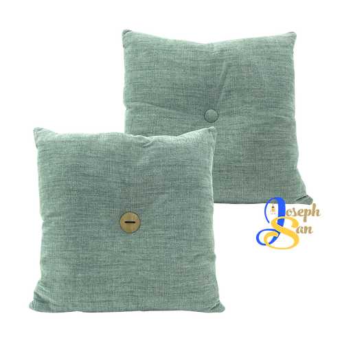 DISTINTIVO 450x450 Square Small Cushion Grey Goose
