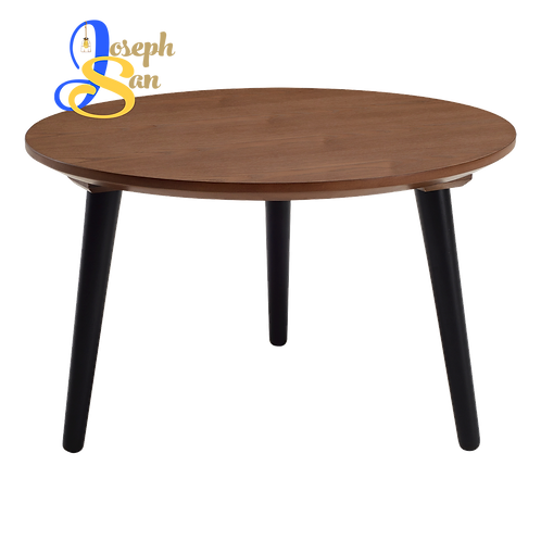 CARSYN Round Coffee Table Cocoa