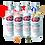Thumbnail: Lifebuoy Hand Sanitizer Total 10 [4-Pack]
