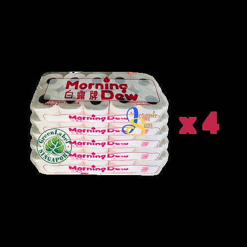 Morning Dew Tissue Rolls [20-Pack]