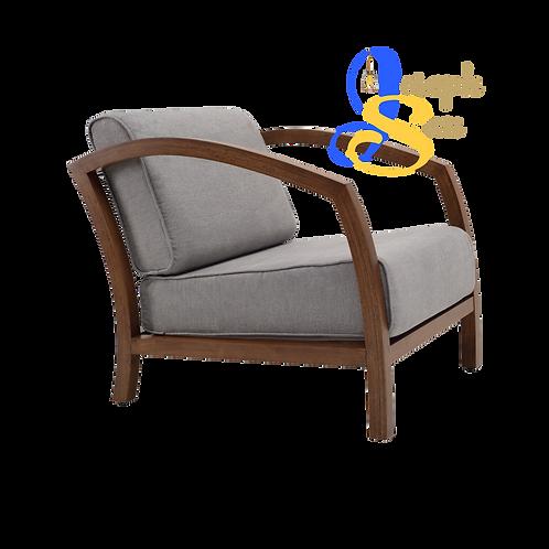 VELDA Lounge Chair Dolphin Welkin