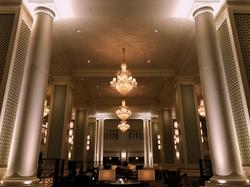 Hotel InterContinental Lobby