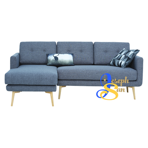 STREAM 3 Seater Sofa With Right Chaise Seal