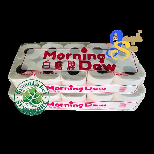 Morning Dew Tissue Rolls [2-Pack]
