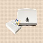 (min) Folder Paper Towel Dispenser - Cov
