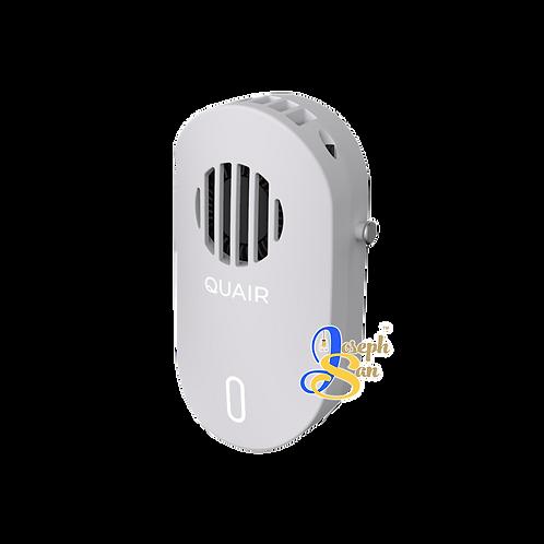 QUAIR Plasma Mini Wearable Air Purifier (Cool Gray)