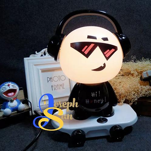 Cool DJ Table Lamp