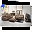 Thumbnail: CENI 3 Seater Sofa Whale
