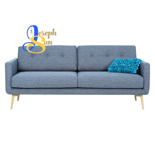 STREAM 3 Seater Sofa Seal