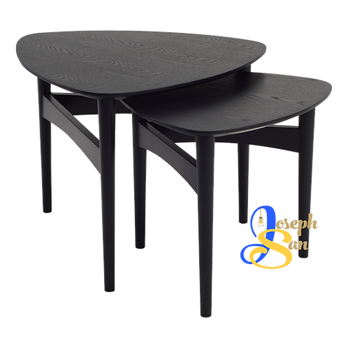 POET Occasional Table Black