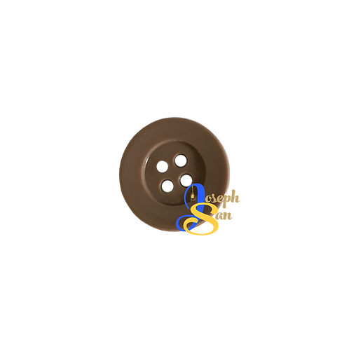 Brown - B2 Round Buttons