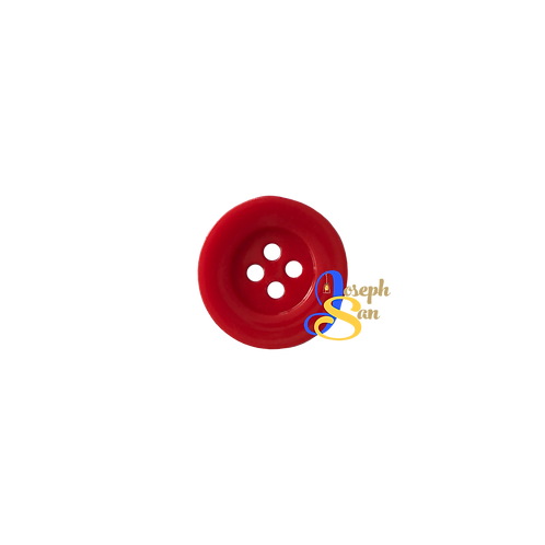 Red Round Buttons