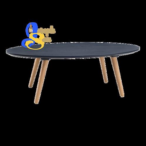 CARSYN Oval Coffee Table Marine Blue