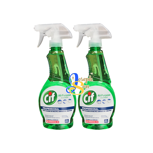 Cif Professional All-Purpose Cleaner [2 Bottles]