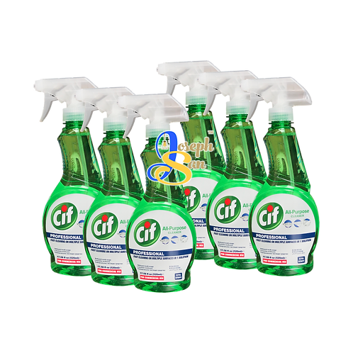 Cif Professional All-Purpose Cleaner [6 Bottles]