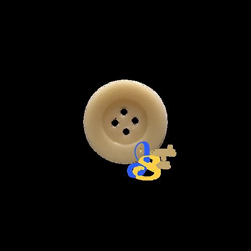 Cream Round Buttons