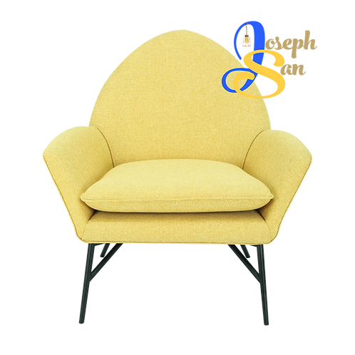LAVINDA Lounge Chair Yellow