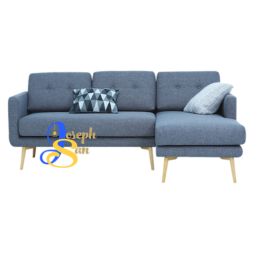 STREAM 3 Seater Sofa With Left Chaise Seal