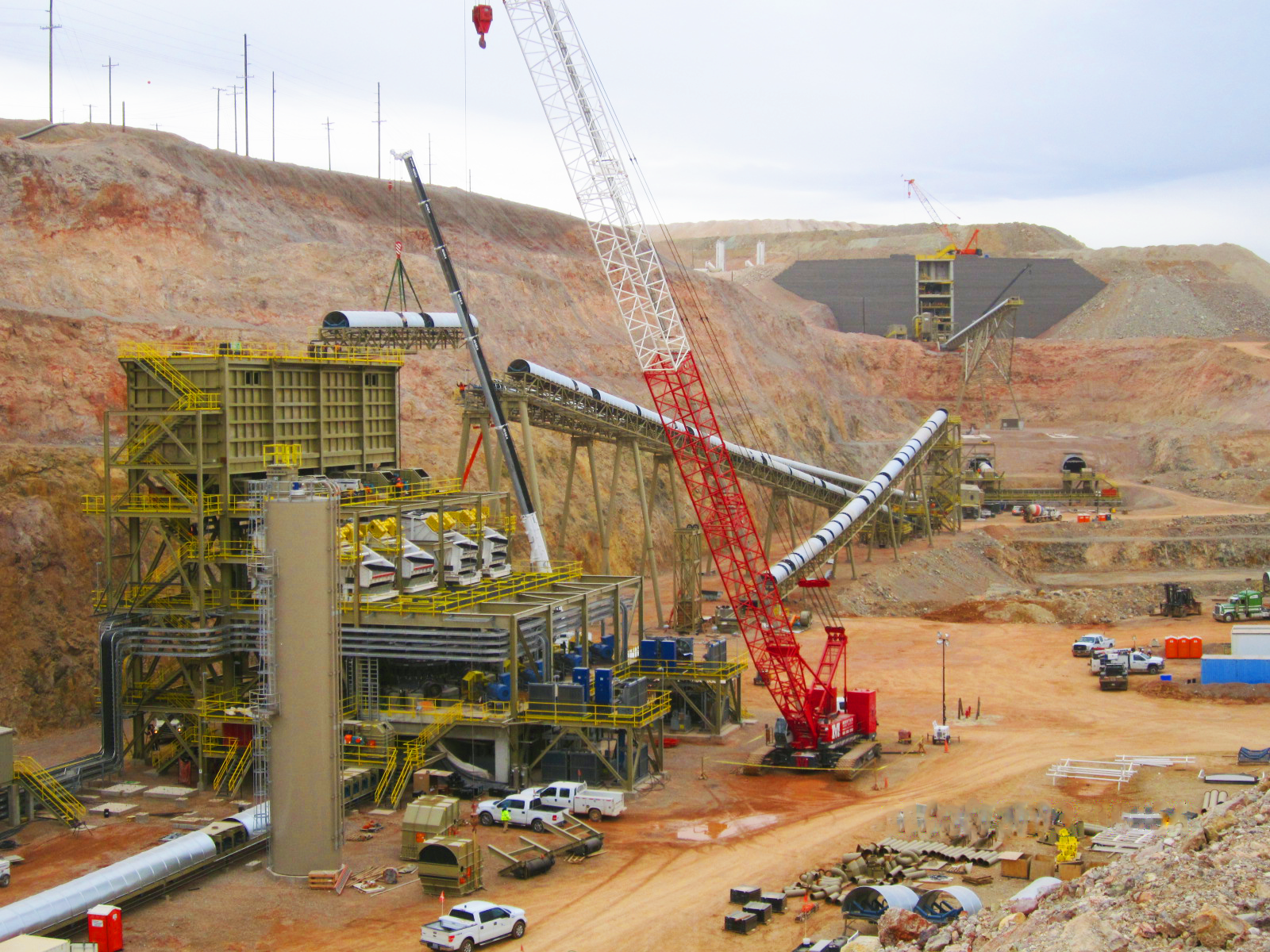 Hycroft Mine Expansion Project