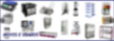 Equipamentos novos e usados para cozinha industrial