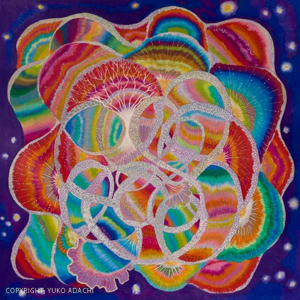 Rising and Falling/Meditative Breathing