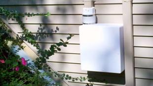 Radon System Fan