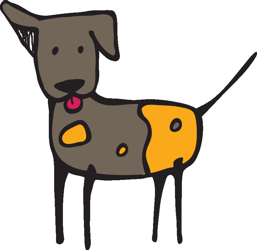 Mascotas para Colorear