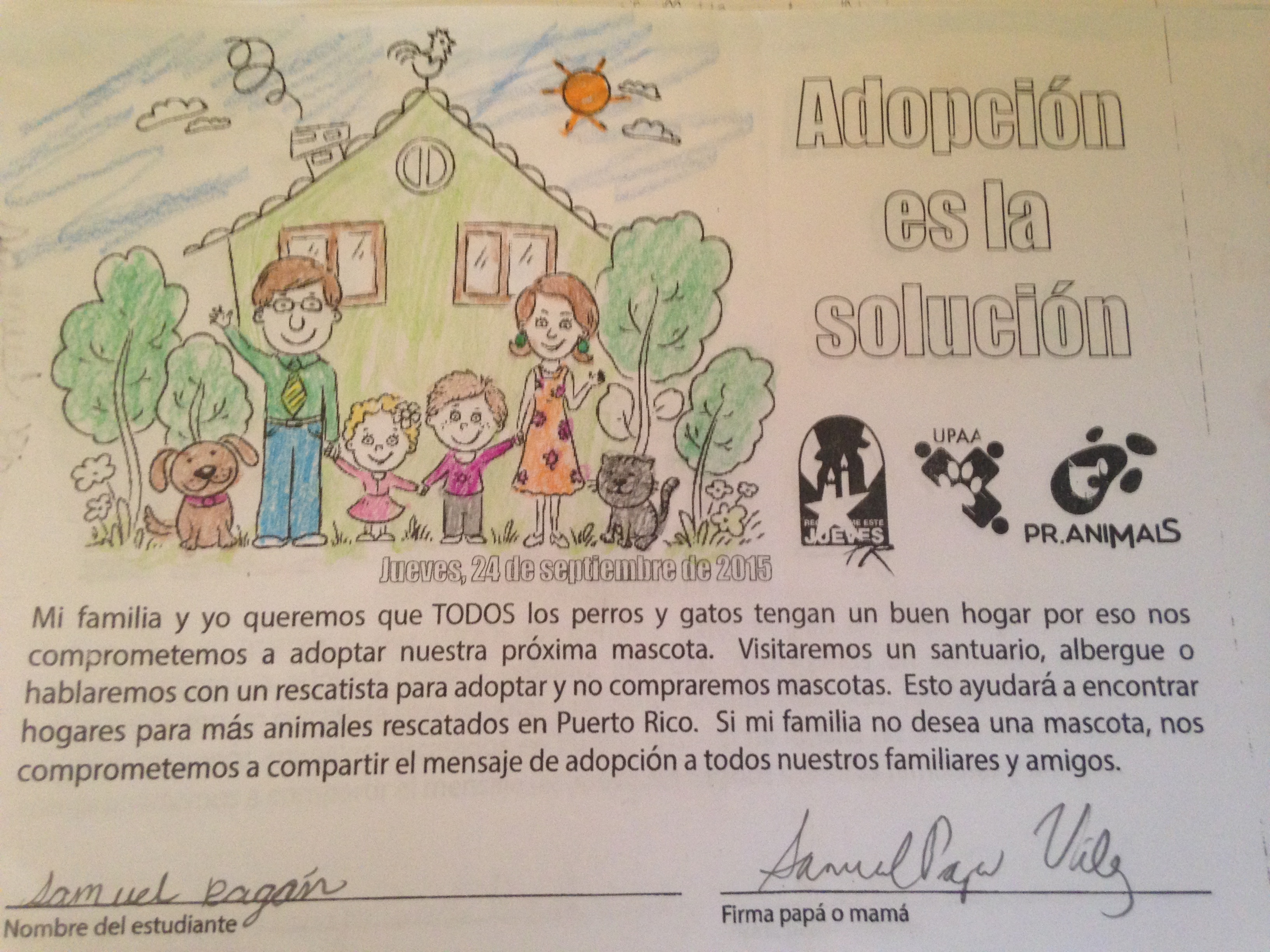 Puerto Rico Adopta