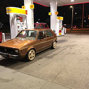 1970 Volkswagen Rabbit