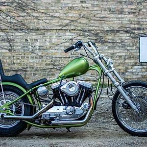 1997 Harley Sportster 1200